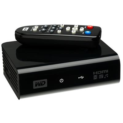 Western Digital TV HD Media Player USB 2.0