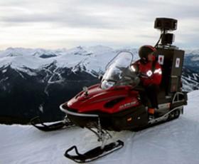 Dévalez les pistes de Vancouver avec Google Street View